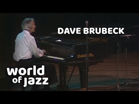Dave Brubeck Quartet • 18-07-1982 • World of Jazz