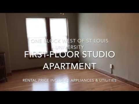 First Floor CWE/Midtown Studio Apartment Includes Utilities