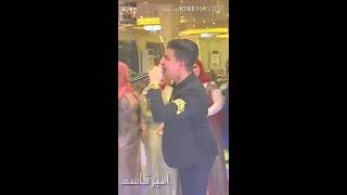 امير قاسم يغني موال الاخت _ والعريس بيبكي    وأخواته البنات