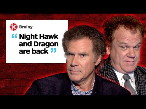 Will Ferrell and John C. Reilly Respond to IGN Comments