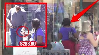 WATCH A HOMELESS WOMAN SPEND OUR YOUTUBE EARNiNGS!!! [K3tV]