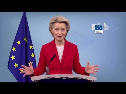Ursula von der Leyen celebrates 10.000 ERC grantees to scientists and scholars from Europe