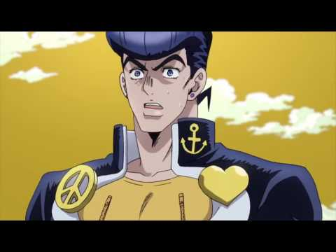 【HD】ジョジョ: Josuke and Joseph vs. Achtung Baby!