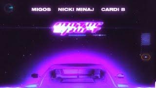 Migos Motorsports Ft Cardi B Nicki Minaj Screwed and Chopped DJ DLoskii.mp3