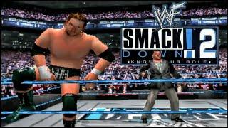 WWF SmackDown 2 - Best Cutscenes