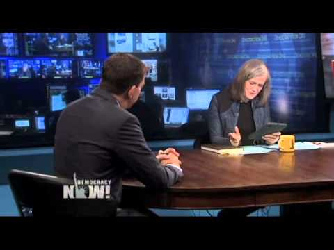 Glenn Greenwald on NSA Bugging Tech Hardware, Economic Espionage & Spying on UN