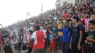 انظر الي جمهور نادي الاهلي بنغازي وبصوت واحد و أغنية نادي 111 ابداع الالتراس