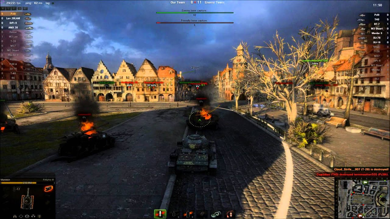 WOT Coventanter matchmaking