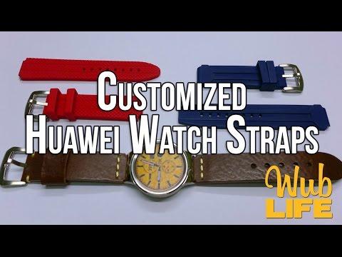 Customized Huawei Watch Straps
