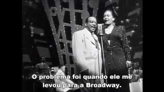 """The Many Faces of Billie Holiday"" - Documentário legendado -"