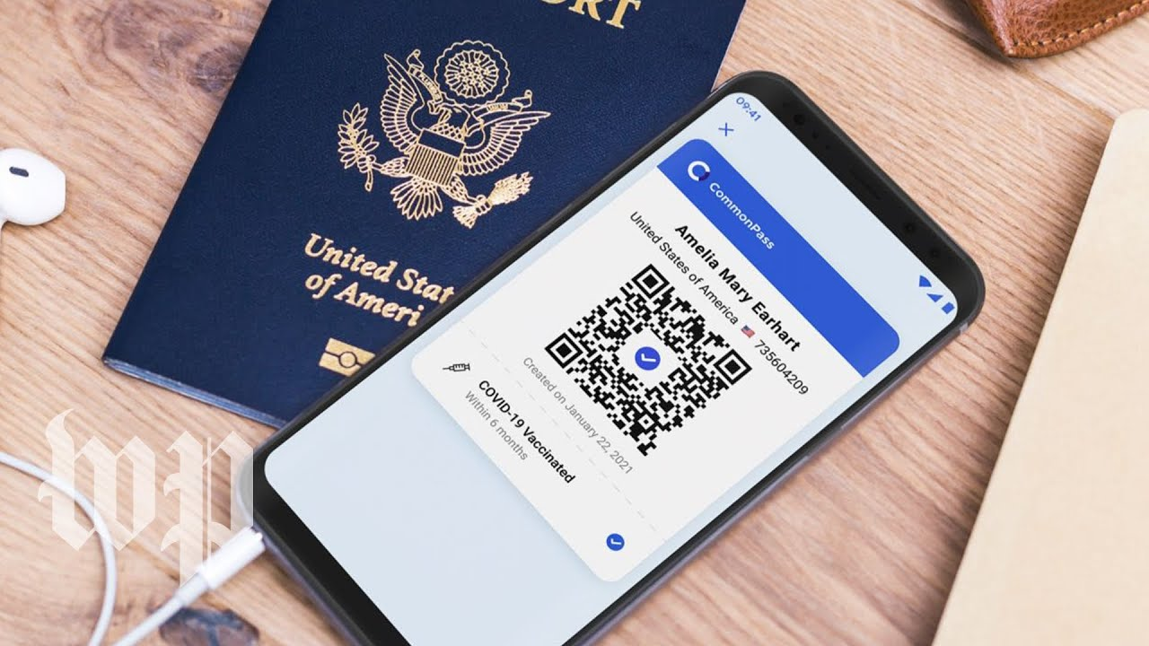 Vaccine passport: Why you might need one to travel in 2021