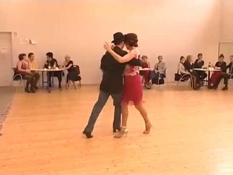 danser le tango argentin la milonga danse de salon youtube. Black Bedroom Furniture Sets. Home Design Ideas