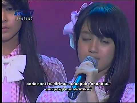 JKT48   Boku no Sakura+Lyric @ Mega Konser JKT48 RCTI 2012 07 17   YouTube