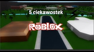 5 interesting Facts about Roblox/new series?