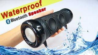 Homemade  Waterproof Bluetooth Speaker Using Simple Tools