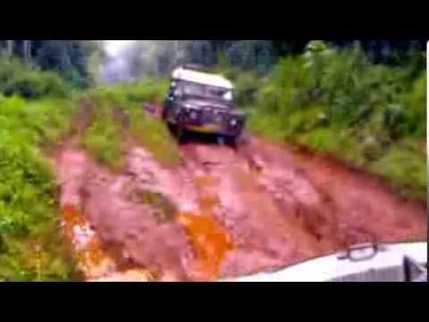 Kenya: Chogoria track
