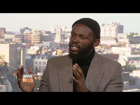 Poet JJ Bola talks about his new book 'Word' on Africa Wrap