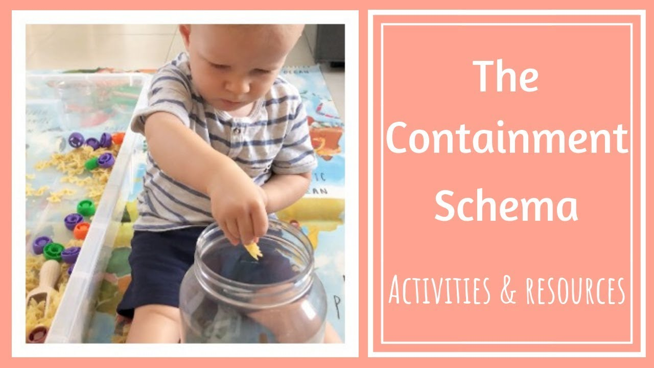 The Containment Schema | How Children Learn