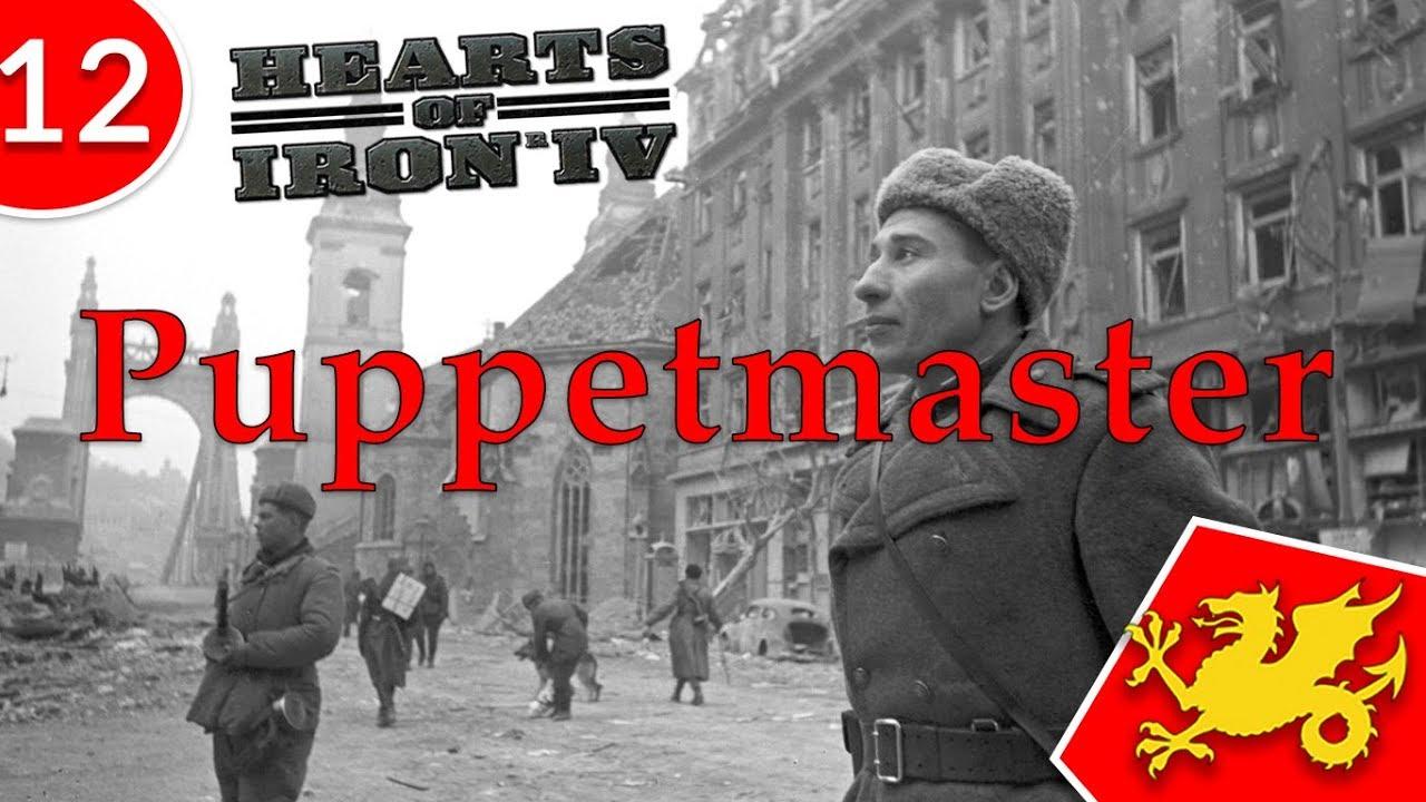 HOI4 Soviet Union Puppetmaster Achievement [12]
