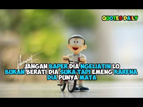 Kumpulan Quotes Doraemon—EdiToR ReceH