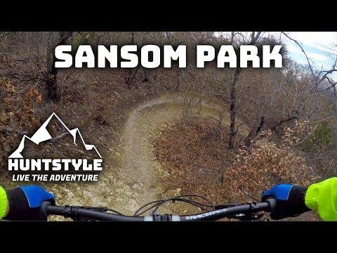 Best Mountain Biking Trail in DFW? | Marion Sansom Park