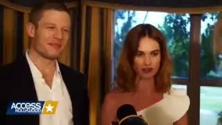 James Norton and Lily James talk to Access about bringing the classic novel War & Peace
