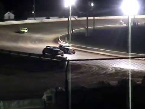 All American Outlaws - Port Royal Speedway - May 31, 2014