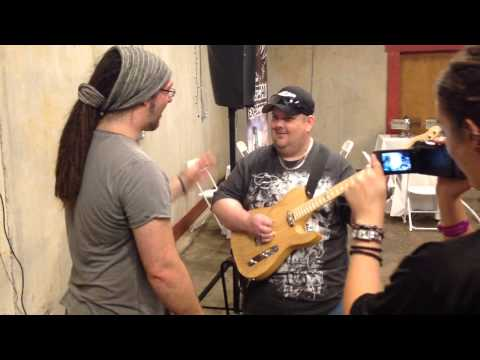 Chapman guitars American Expedition Nashville with Johnny Hiland