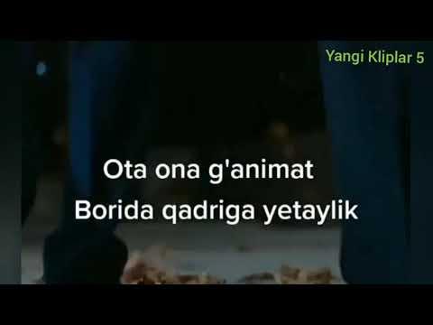 OTA ONA  G'animat Borligida Qadriga Yetaylik