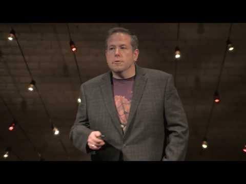Beyond the capes - comics as a tool for social justice: Eric Howald at TEDxSalem