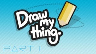 Draw My Thing w/Tuba and QuackMaster - Part 1
