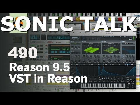 Sonic TALK 490 - Fyre and Reason VST