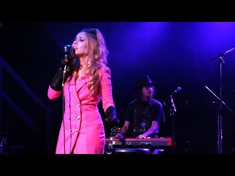 "Haley Reinhart ""Some Way Some How"" Hawthorne Theatre, Portland"