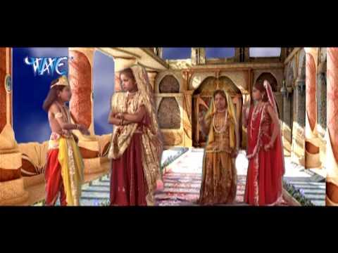 Hindi Krishan Bhajan - बात में बात मिला के - Basuriya Mohan Ki | Anjali Bharadwaj