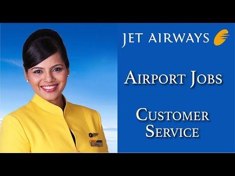 Airport Jobs   Customer Service   Jet Airways