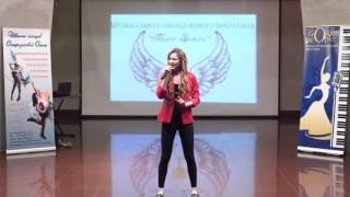 """Симанова Маргарита - Вокально-танцевальный фестиваль """"Golden people"""" 2.04.2017."""