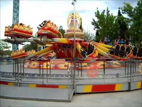 salta montes allou fun park (athens)