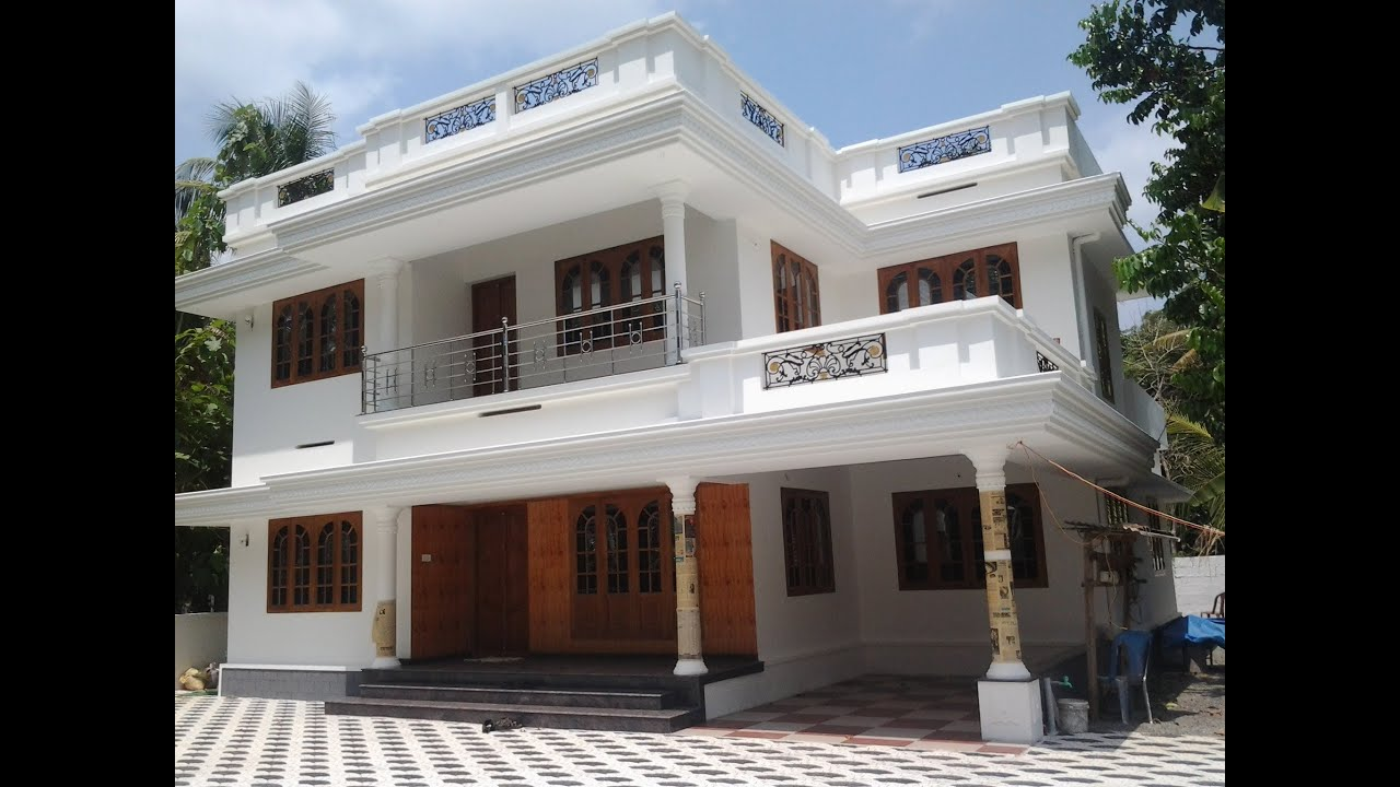 House for sale in angamaly ernakulam kerala india near for Model house photos in indian