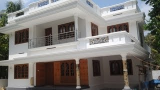 House for sale in Angamaly Ernakulam Kerala India near Cochin International Airport and Kalady