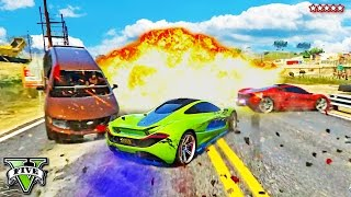 GTA 5 CASINO ROYALE Great Adventure Racing w/Rockstar, XpertThief & Stream Team! GTA 5 Funny Moments