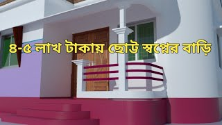 Low Cost Small House Design