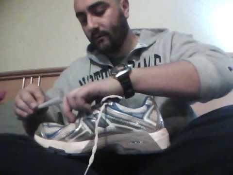 on sale eee08 c2a35 Como poner el sensor de Nike+ en cualquier marca de tenis.mp