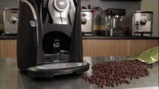 Saeco Odea Go Eclipse super-automatic espresso machine from Whole Latte Love