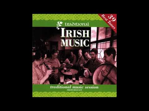 Traditional Instrumental Irish Music Session | Live In #Belfast #Ireland | Pub Drinking Music