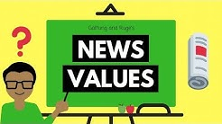 What makes news? Galtung and Ruge's News Values - Media/Geek