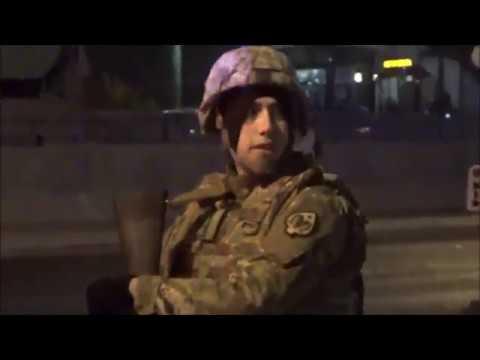 Army National Guard On NYE Las Vegas NV