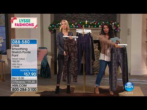 HSN | LYSSE Fashions 10.23.2017 - 02 AM