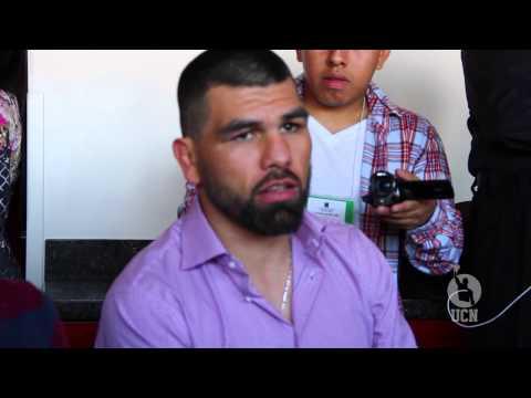 """UCN Interview - Alfredo """"El Perro"""" Angulo"""
