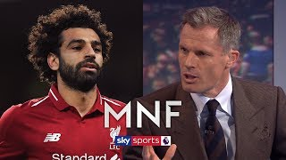 Carragher analyses why Salah is having a better season than you think! | MNF