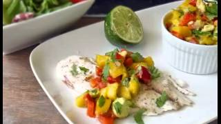 Find Quick & Easy Tilapia With Mango Salsa Recipes!